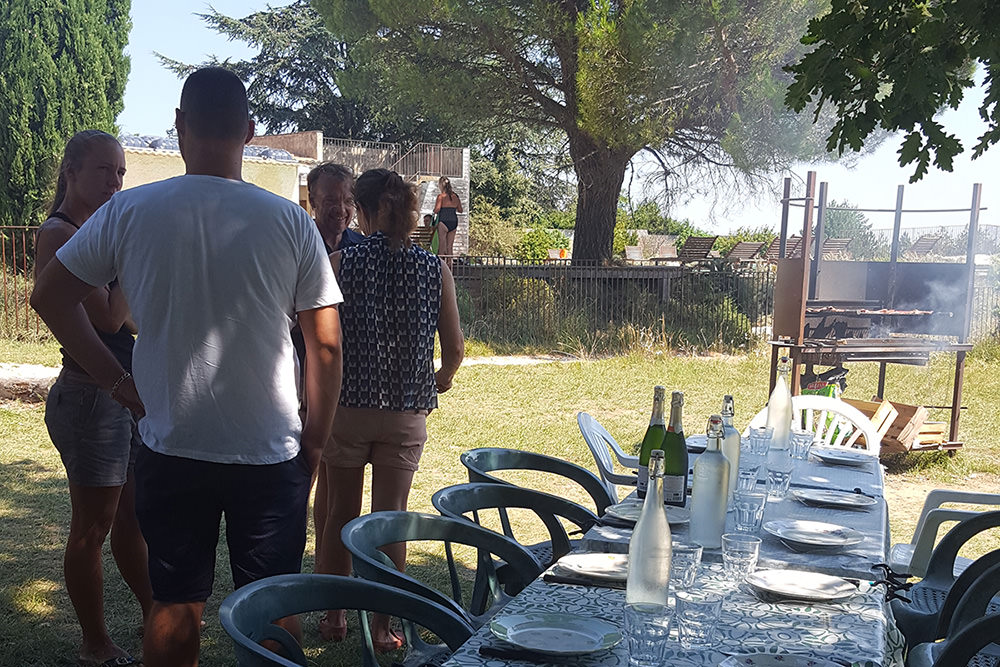 barbecue collectif