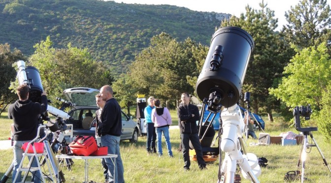 Astronomie en Ardèche