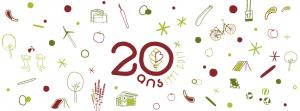 En 2017, nous fêtons avec vous 20 ans d'activité au Domaine de Briange !