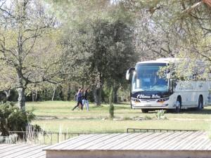 Voyage scolaire au Domaine de Briange