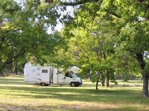 campingcar au domaine de briange