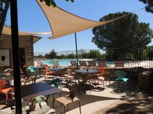 terrasse restaurant Briange