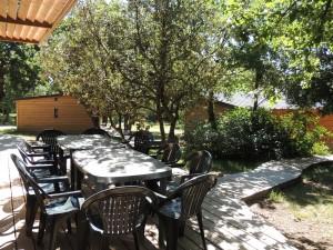 terrasse hameau partagé du domaine de briange