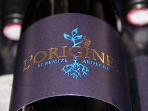 cadeau Noël vin Ardèche