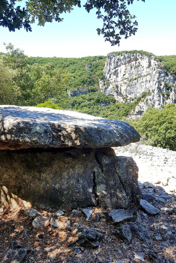 Rando dans les gorges de l'Ardèche