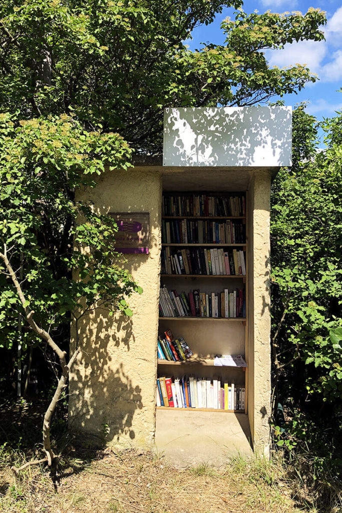 shared spaces: our library
